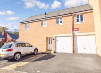 Thumbnail 2 bed flat for sale in Barle Close, Exeter