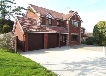 Thumbnail 4 bed detached house for sale in Wyne Close, Hazel Grove, Stockport, Greater Manchester