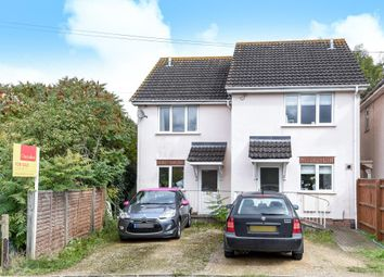 Thumbnail 2 bed semi-detached house for sale in Paterson Road, Aylesbury