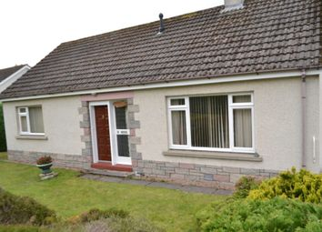 Thumbnail 2 bed detached bungalow for sale in 8 Sanquhar Terrace, Forres