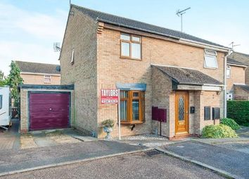 Thumbnail 3 bed semi-detached house for sale in Uldale Way, Gunthorpe, Peterborough, Cambridgeshire