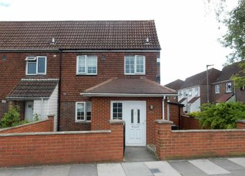 Thumbnail 3 bed end terrace house for sale in Cranford Lane, Heston, Hounslow