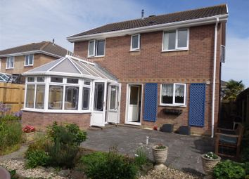 Thumbnail 4 bed detached house for sale in Cormorant Close, Llanelli