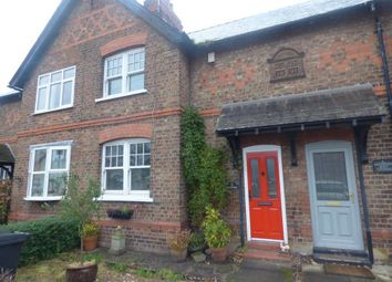Thumbnail 2 bed terraced house to rent in Cranford, Chelford