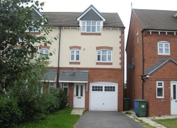 Thumbnail 3 bed property to rent in Bracken Way, Harworth, Doncaster