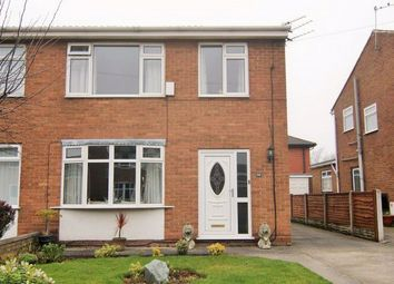 Thumbnail 3 bed semi-detached house for sale in Lodge Close, Freckleton, Preston