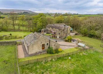 Thumbnail 5 bedroom property for sale in Rough Nook Farm, 112, Millmoor Road, Meltham