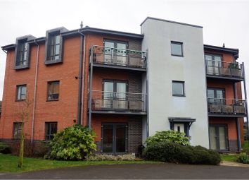 Thumbnail 2 bed flat for sale in 'willow House' Pear Tree Close, Lichfield