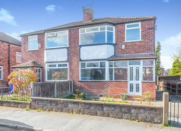 Thumbnail 3 bed semi-detached house to rent in Pearn Road, Burnage, Manchester