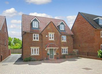 Thumbnail 5 bed detached house for sale in Cloatley Crescent, Royal Wootton Bassett, Wiltshire