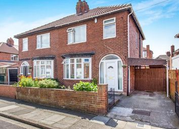 Thumbnail 3 bed semi-detached house for sale in Frome Road, Stockton-On-Tees, Durham