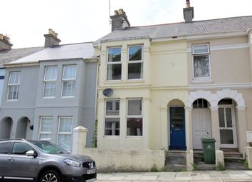 Thumbnail 3 bed terraced house for sale in Oxford Avenue, Mannamead, Plymouth
