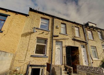 Thumbnail 3 bed terraced house for sale in Harewood Street, Bradford