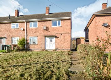 Thumbnail 4 bedroom semi-detached house for sale in Hermitage Road, Loughborough