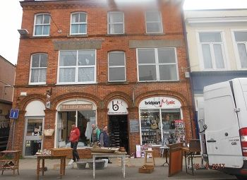 Thumbnail 1 bed flat to rent in South Street, Bridport