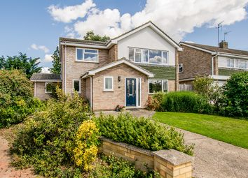 Thumbnail 4 bedroom detached house for sale in Warren Road, St. Ives, Cambridgeshire