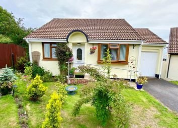 Thumbnail 2 bed detached bungalow for sale in Cornflower Close, Roundswell, Barnstaple