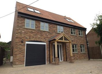 Thumbnail 4 bedroom detached house for sale in Roughton, Norwich, Norfolk