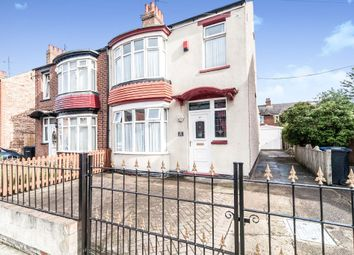 Thumbnail 3 bed semi-detached house for sale in York Road, Middlesbrough