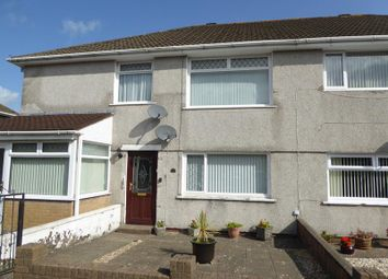 Thumbnail 2 bed flat to rent in Porset Close, Caerphilly