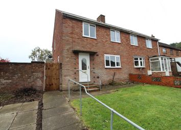 Thumbnail 3 bed semi-detached house to rent in Wardle Place, Cannock