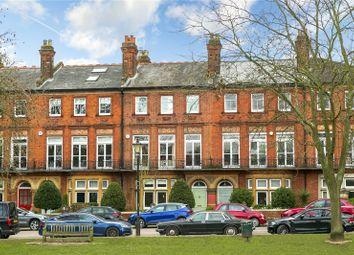 Kew Green, Kew, Surrey TW9. 4 bed terraced house for sale