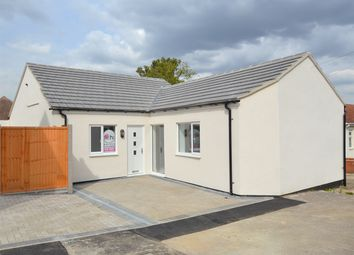 Thumbnail 2 bedroom detached bungalow for sale in Great North Road, Eaton Socon, St Neots, Cambridgeshire