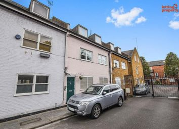 Thumbnail 2 bedroom mews house to rent in Ruston Mews, London