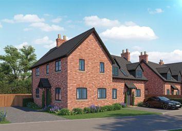 Thumbnail 3 bedroom semi-detached house for sale in 1 Newnes Gardens, Yorton, Shrewsbury