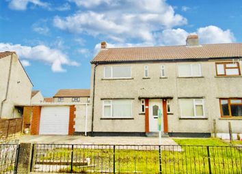 Thumbnail 3 bed property to rent in Is Fryn, Rhymney, Tredegar