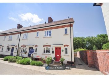Thumbnail 3 bedroom end terrace house to rent in Tarrant Close, Wimborne