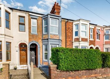 Thumbnail 3 bed terraced house for sale in Harborough Road, Northampton, Northamptonshire
