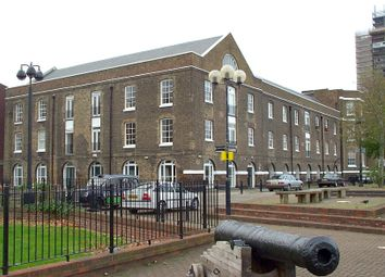 Thumbnail 1 bed flat to rent in Foreshore, Deptford, London
