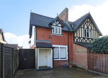 Thumbnail 3 bed cottage to rent in Station Road, Sunningdale