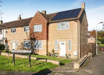 Thumbnail 3 bed end terrace house for sale in Tyzack Road, High Wycombe