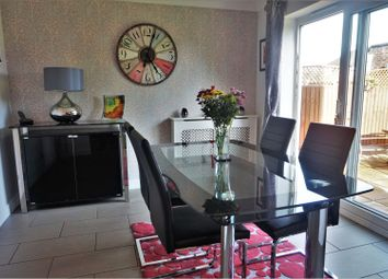 Thumbnail 3 bed detached house for sale in Cross Lane, Middlewich