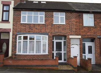 Thumbnail 4 bedroom terraced house for sale in St Ives Road, Off Gipsy Lane, Leicester