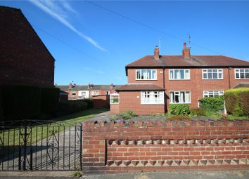 Thumbnail 2 bed semi-detached house for sale in Doncaster Road, South Elmsall, Pontefract