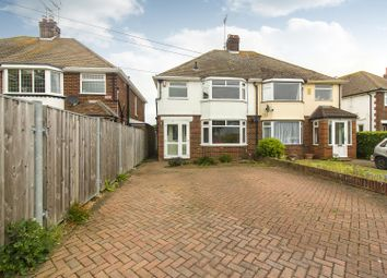 Thumbnail 3 bed semi-detached house for sale in Lindenthorpe Road, Broadstairs