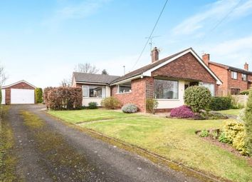 Thumbnail 3 bed bungalow for sale in Wadborough Road, Littleworth, Worcester, Worcestershire