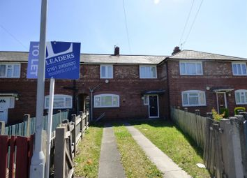 Thumbnail 3 bed semi-detached house to rent in Barnston Avenue, Fallowfield, Manchester