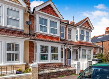 4 bed terraced house for sale in Rylstone Road, Eastbourne BN22