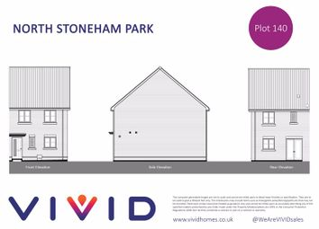 Thumbnail 3 bed terraced house for sale in Stoneham Lane, Eastleigh