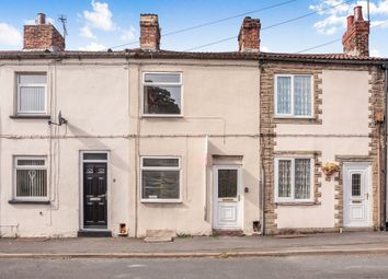 Thumbnail 1 bed terraced house for sale in Church Street, Brotherton, Knottingley
