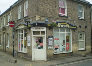 Thumbnail Retail premises for sale in Newmarket, Norfolk