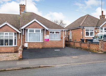 Thumbnail 2 bedroom semi-detached bungalow for sale in Bishops Drive, Kingsthorpe, Northampton