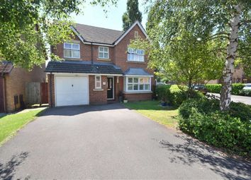 Thumbnail 4 bed detached house for sale in The Larches, Abbeymead, Gloucester