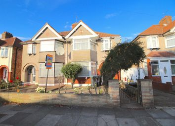 Thumbnail 3 bed semi-detached house for sale in Galliard Road, Edmonton
