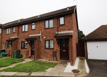 Thumbnail 2 bed end terrace house to rent in Barclay Road, Calcot, Reading