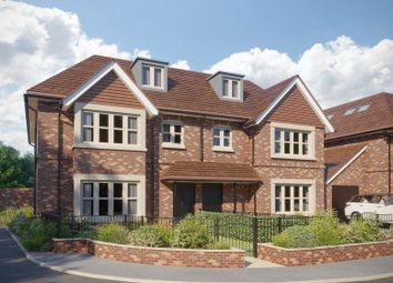 Thumbnail 5 bed semi-detached house for sale in Mill Road, Shiplake, Henley-On-Thames